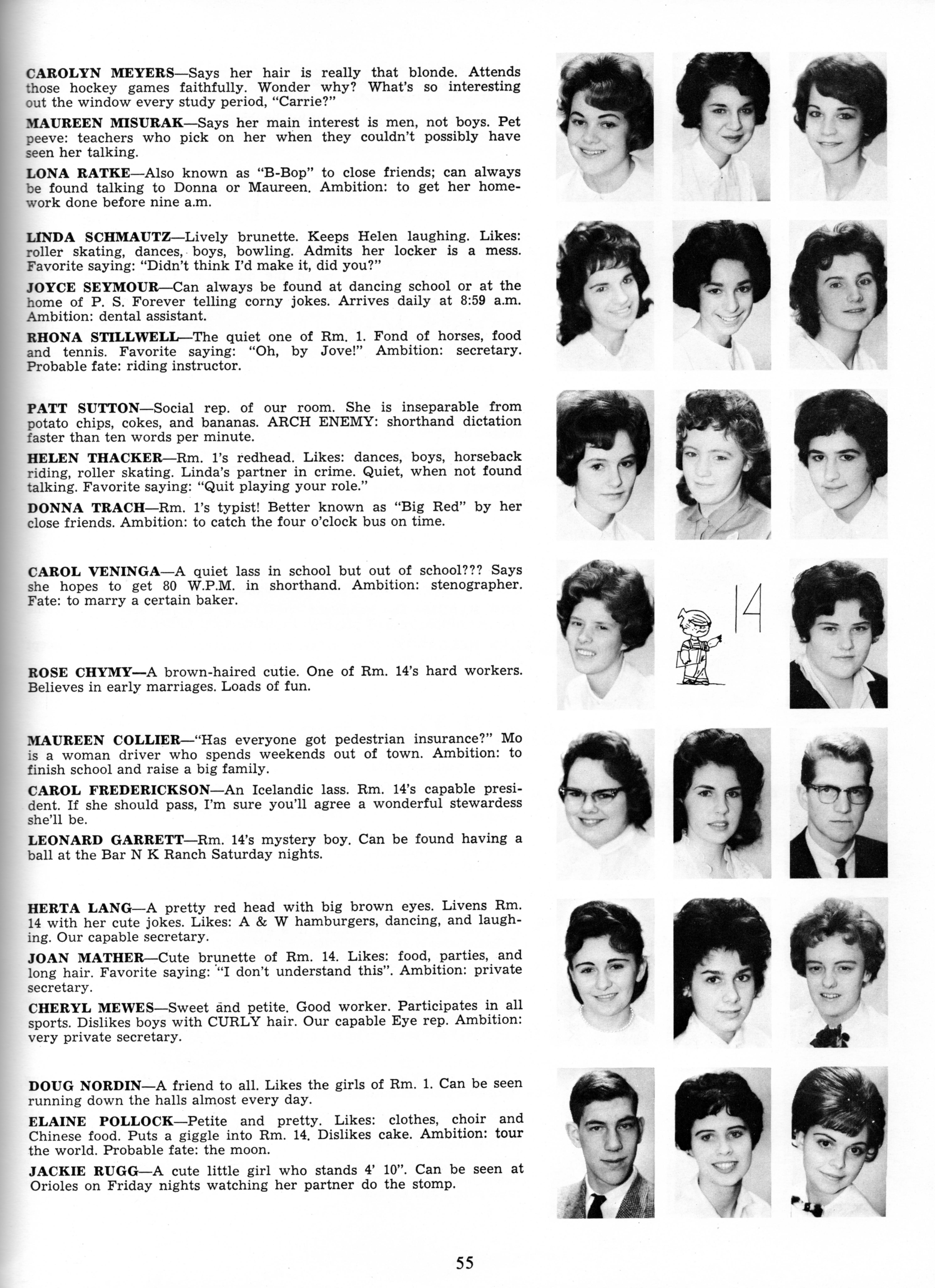 Download Dmci Breezes, 19611962, Page 55, Room 1